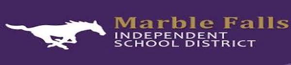 Logo of Marble Falls ISD